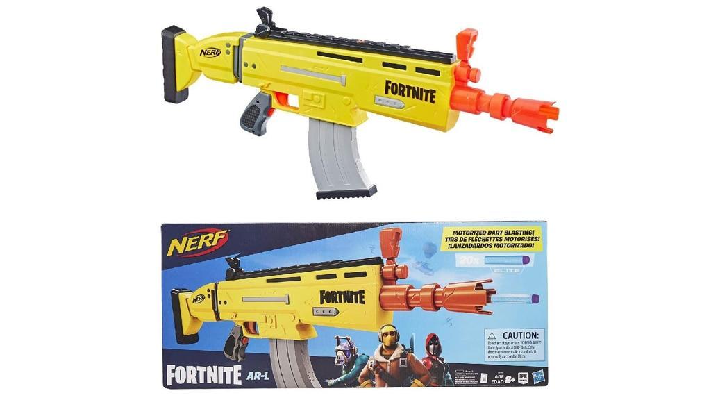 "Nerf-Blaster von ""Fortnite"""