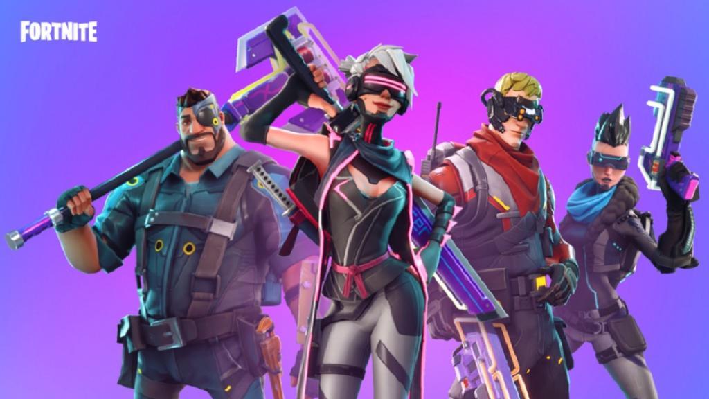 """Das Battle-Royale-Spiel """"Fortnite"""" gehört zu den meistgezockten Online-Shootern."""