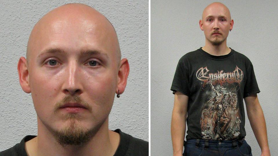 Noch immer sucht die Polizei Schwarzwald-Rambo Yves Rausch.