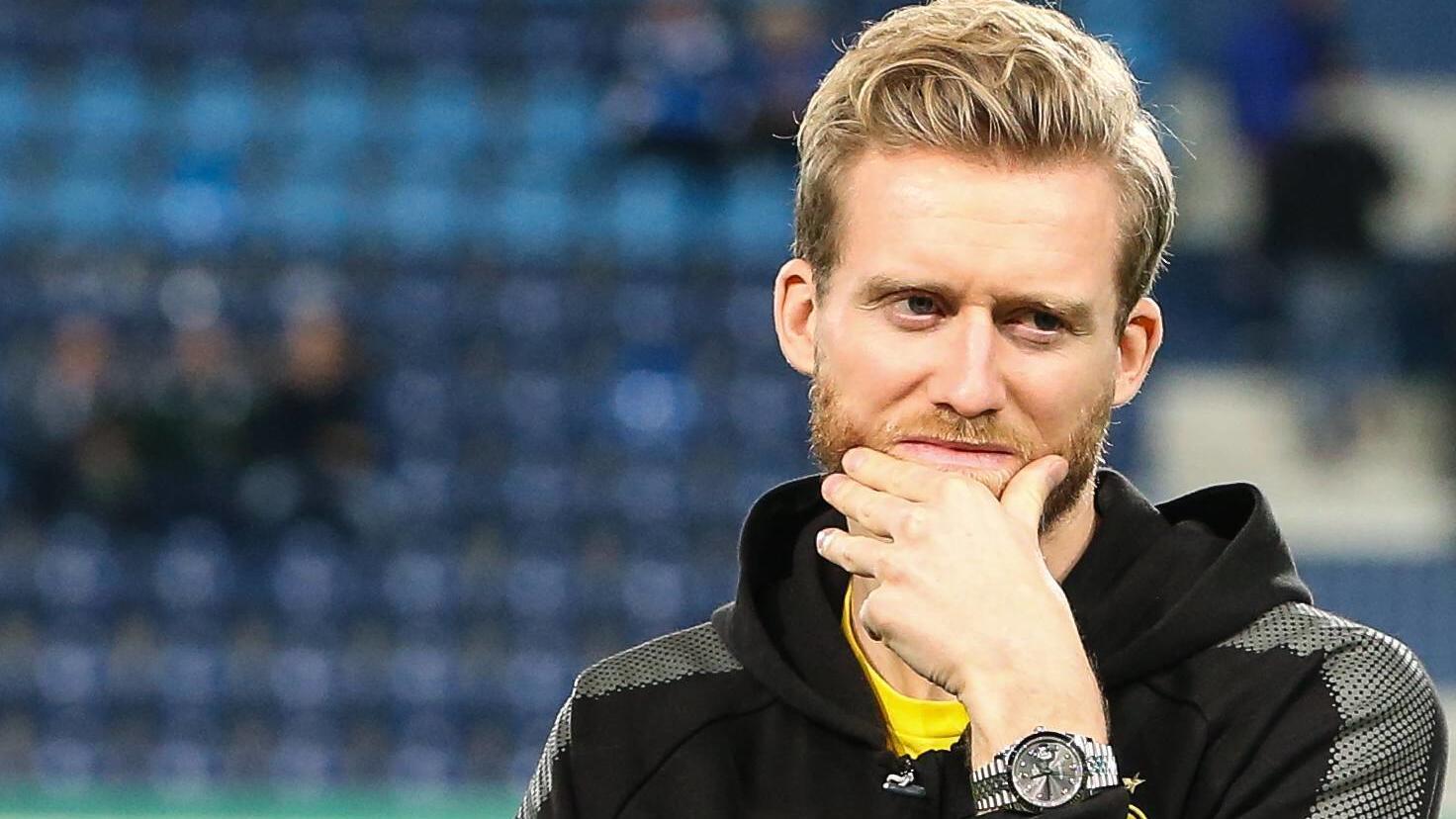 Andre Schürrle (Borussia Dortmund) - 2. Hauptrunde DFB Pokal Saison 2017-2018 1. FC Magdeburg vs. Borussia Dortmund in