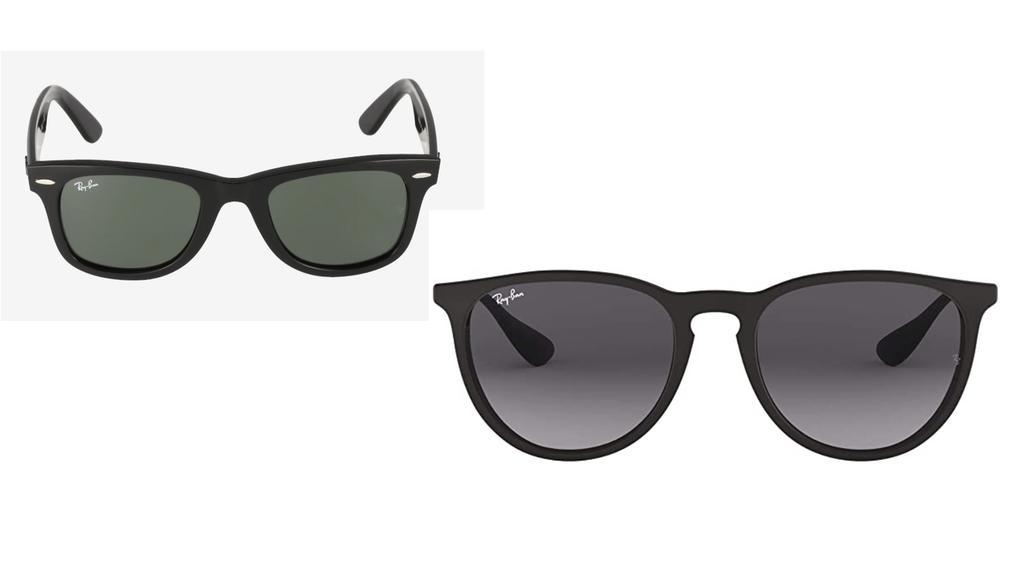 Sonnenbrille von Ray-Ban.
