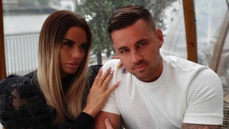 Katie Price und Carl Woods wollen heiraten.