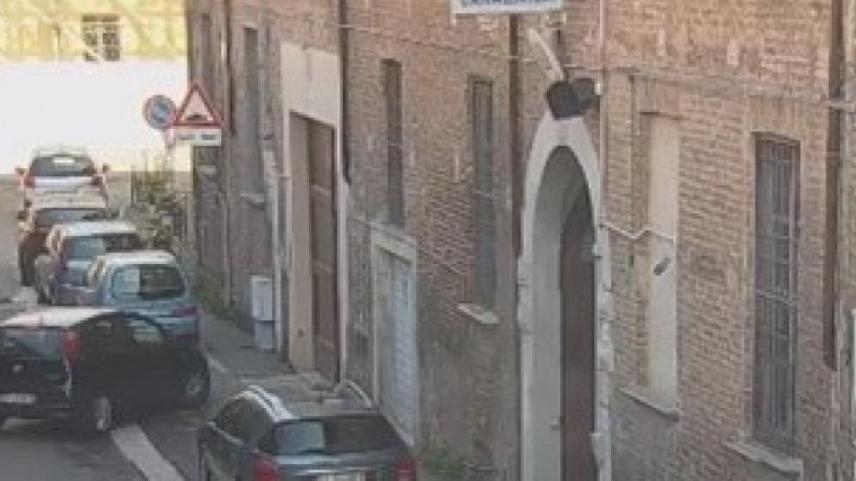 Kaserne der Carabinieri in Piacenza