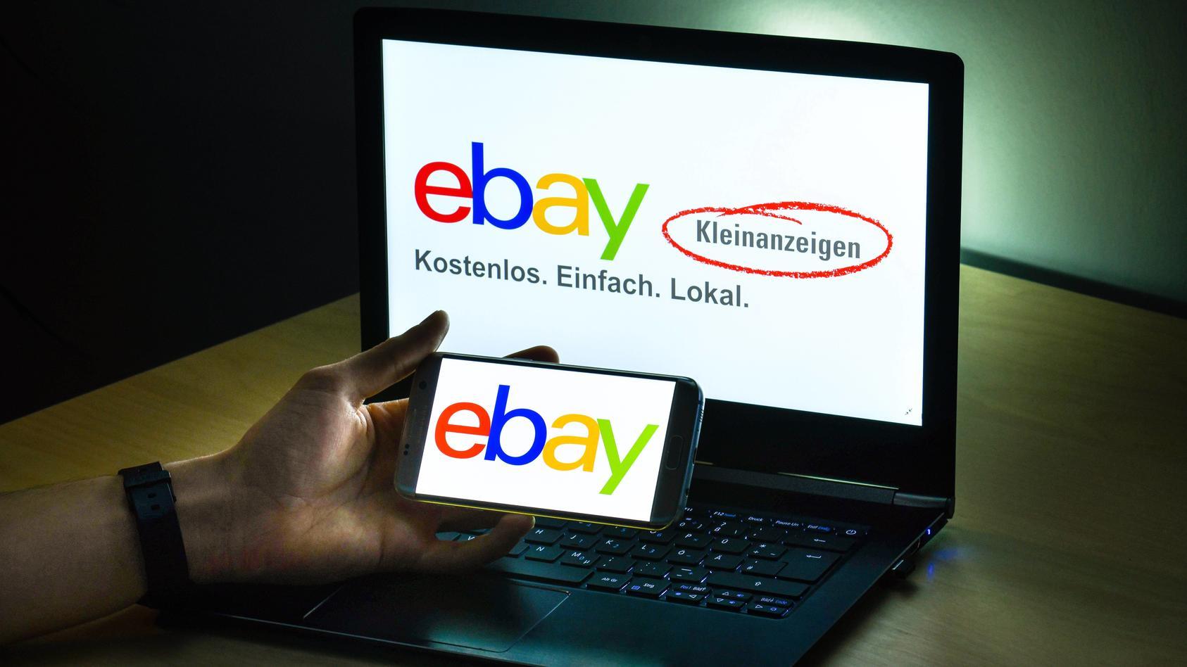 Logo ebay Kleinanzeigen
