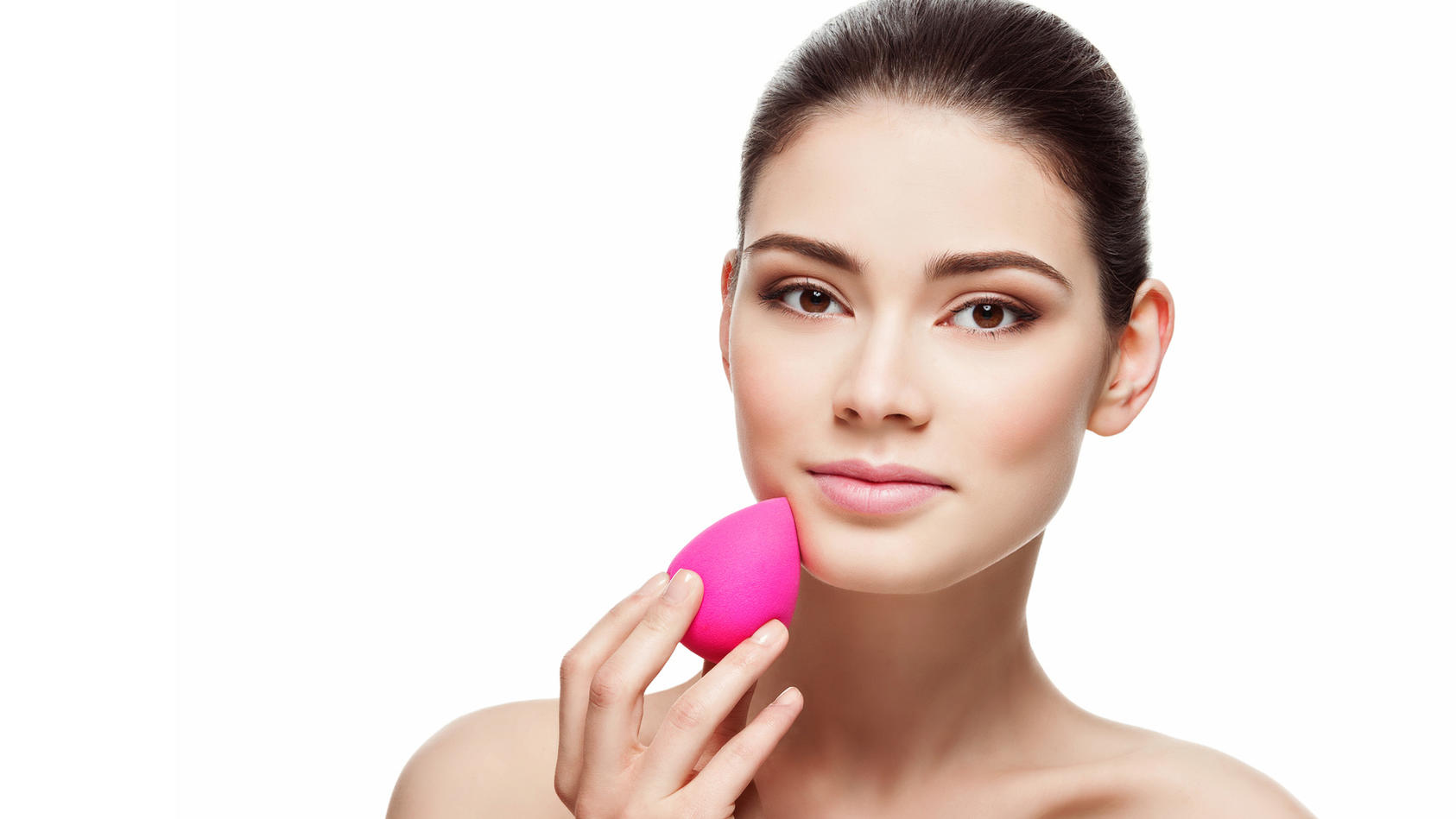 Make-up Foundation retten