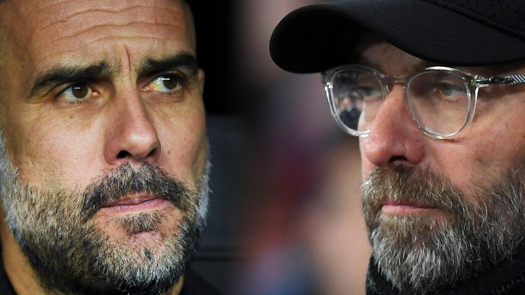 Guardiola und Klopp haben sehr unterschiedliche Meinungen zum WM-Vorschlag.