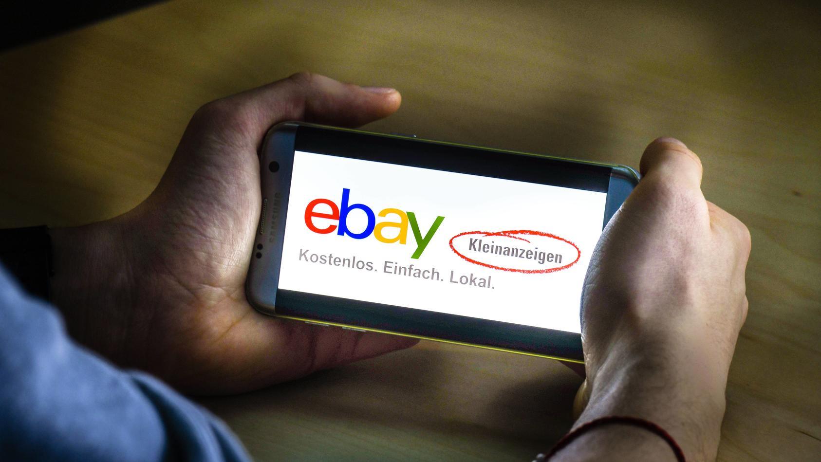 Logo ebay Kleinanzeigen *** Logo ebay Classifieds