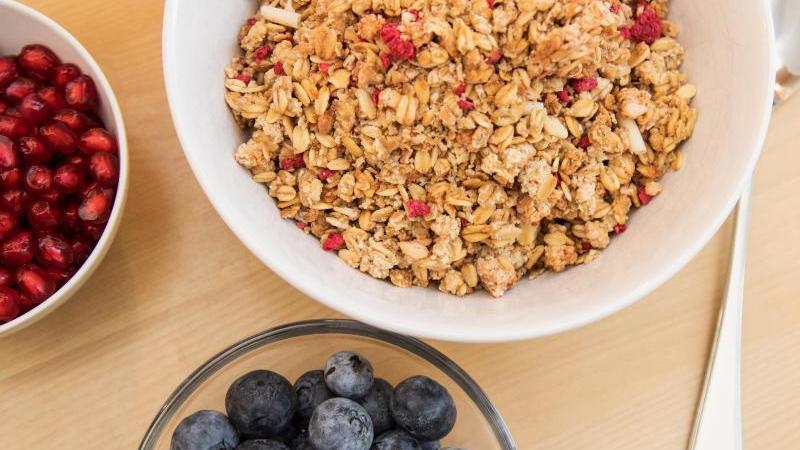 Ist fertig guten morgen frühstück Frühstück Zustellung: