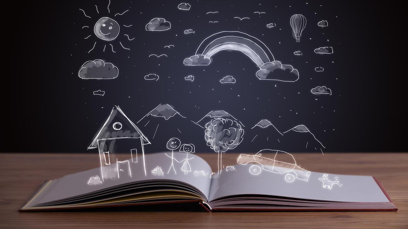 Gute Kinderbücher öffnen den Kleinen Türen in ganz neue Welten