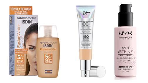 Make-up mit LSF