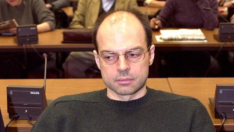 Reemtsma-Enführer Thomas Drach im Jahr 2000.