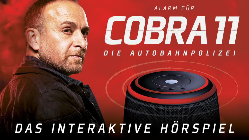 "Das interaktive ""Alarm für Cobra 11""-Hörbuch"
