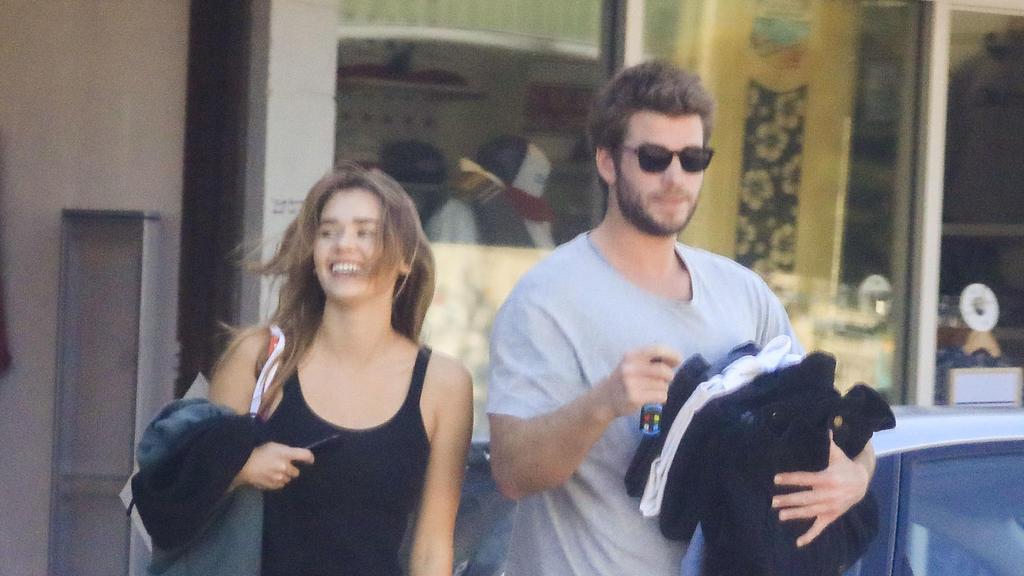 Liam Hemsworth und Gabriella Brooks