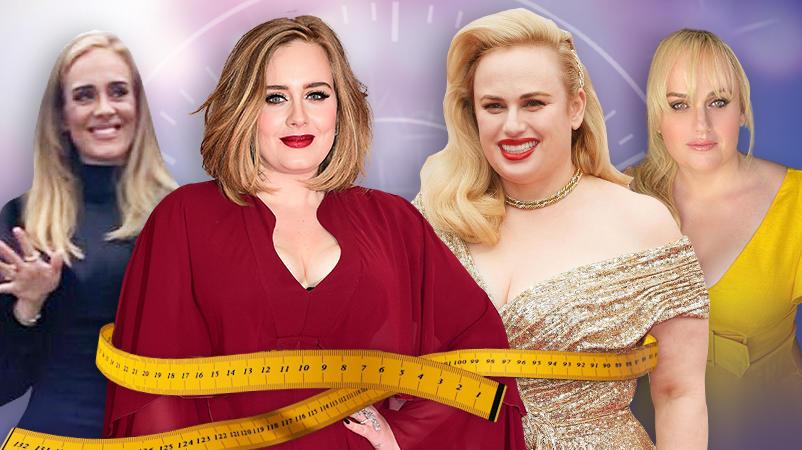 Adele und Rebel Wilson haben abgenommen und jeder hat was dazu zu sagen. Warum eigentlich?