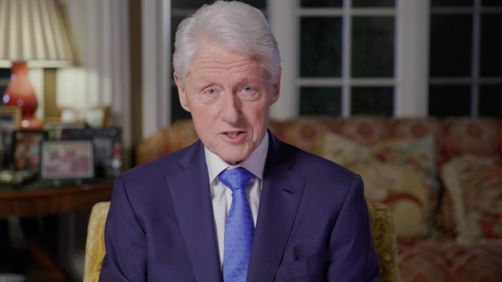 Steht die Ehe von Bill Clinton vor dem Aus?