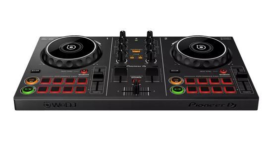 DJ-Pult von Pioneer.