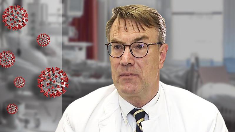 Dr. Georg-Christian Zinn, Direktor des  Hygienezentrum Bioscientia rechnet mit einer weiteren Verschärfung der Maßnahmen.