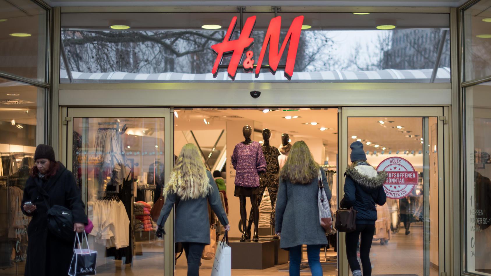 H&M Geschäftszahlen