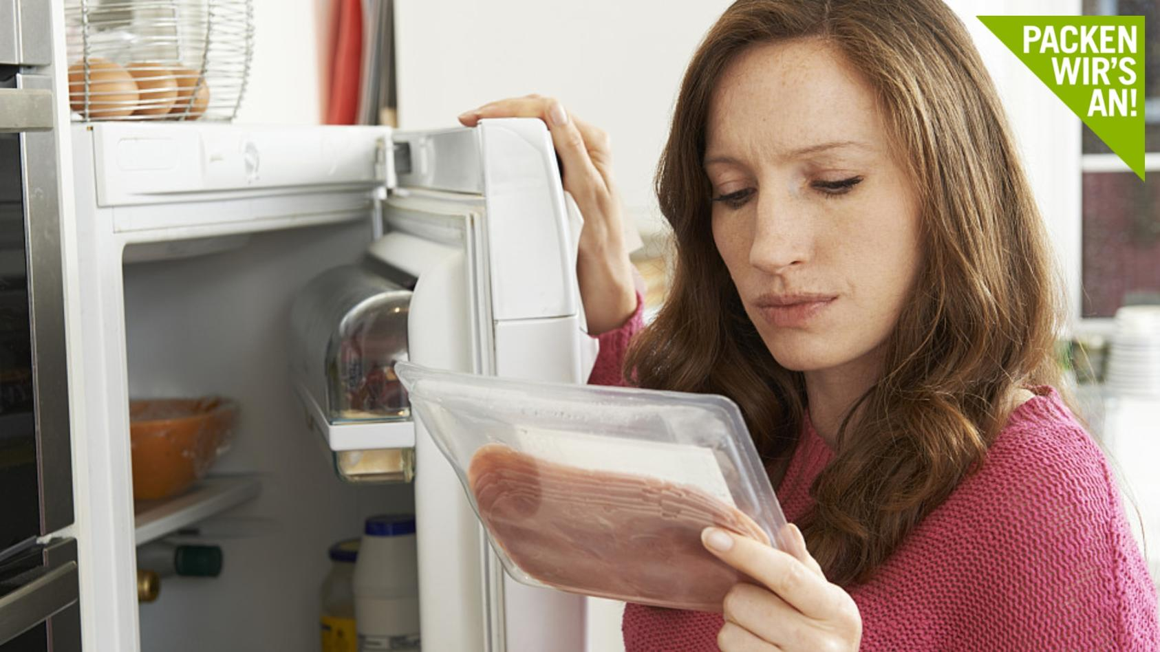 Wie lange kann man abgelaufene Lebensmittel noch essen?