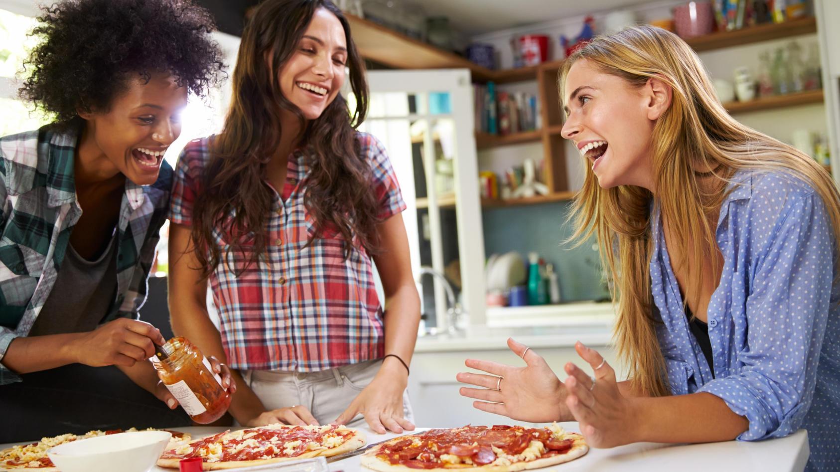 Rezept für den schnellsten Pizzateig der Welt