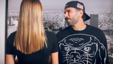 Summer singt mit ihrem Vater Marc Terenzi.