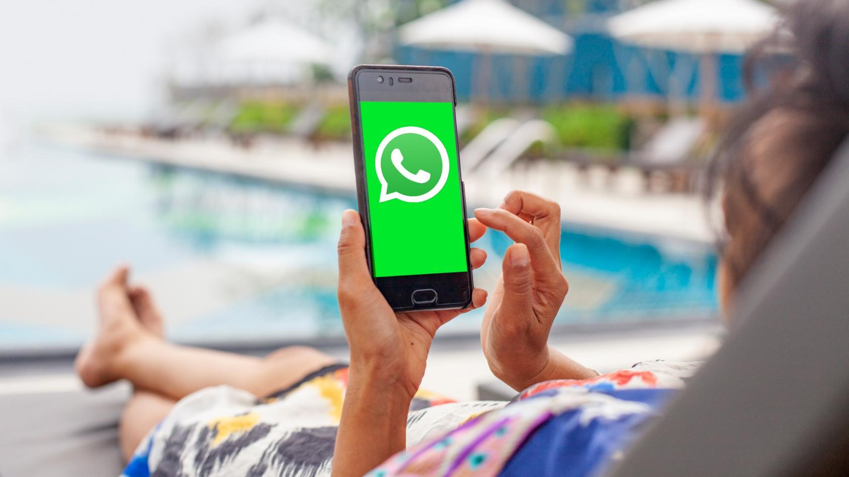 Den Urlaub genießen, ohne von (manchen) WhatsApp-Chats gestört zu werden? Diese Funktion macht's möglich!