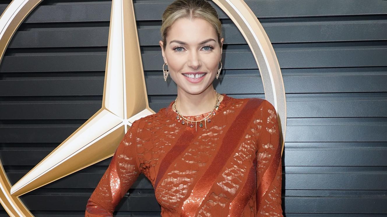Jessica Hart bei einer Party der Academy Awards im Februar 2020.