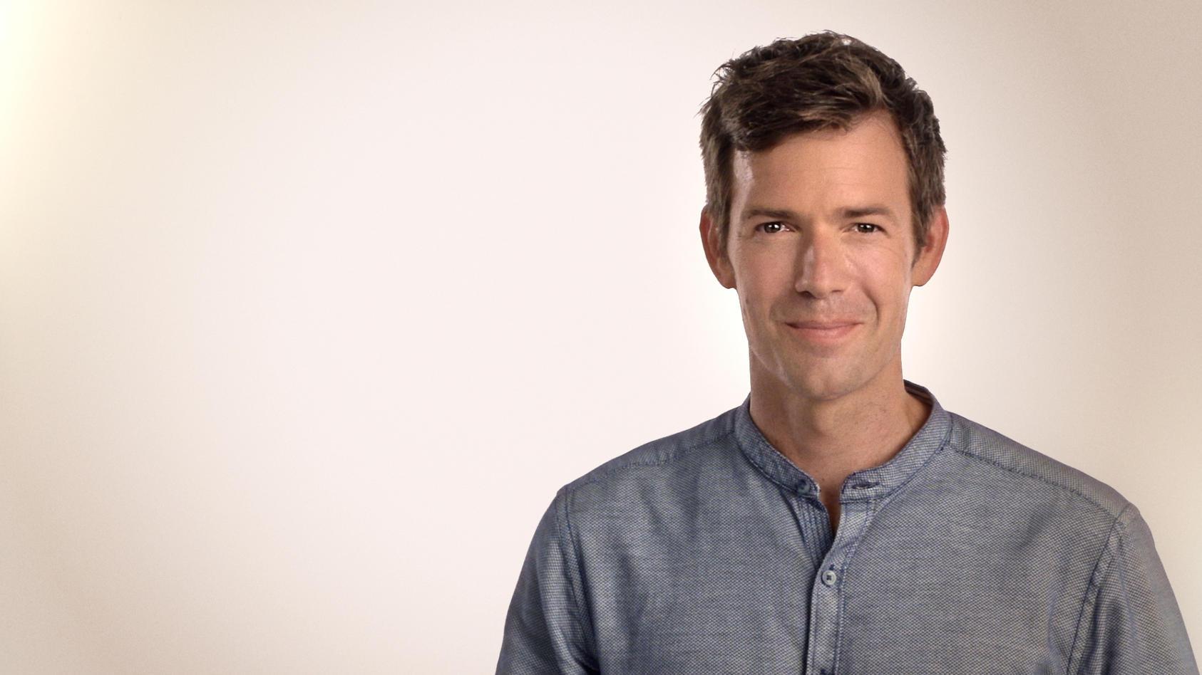 RTL-Moderator Maik Meuser kämpft gegen Lebensmittelverschwendung.