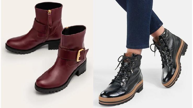 Herbst-Schuhe