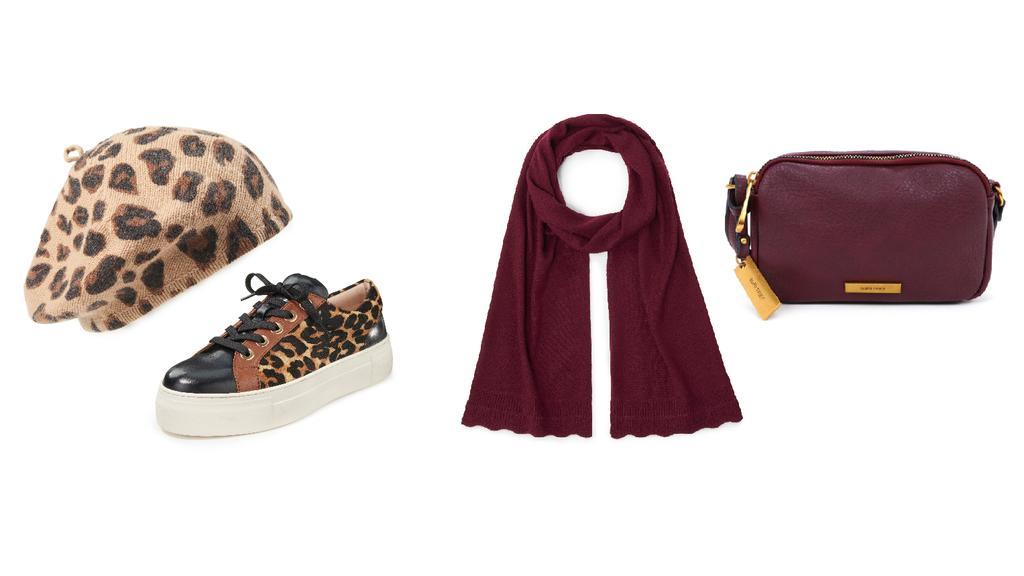 Herbst-Schuhe Accessoires