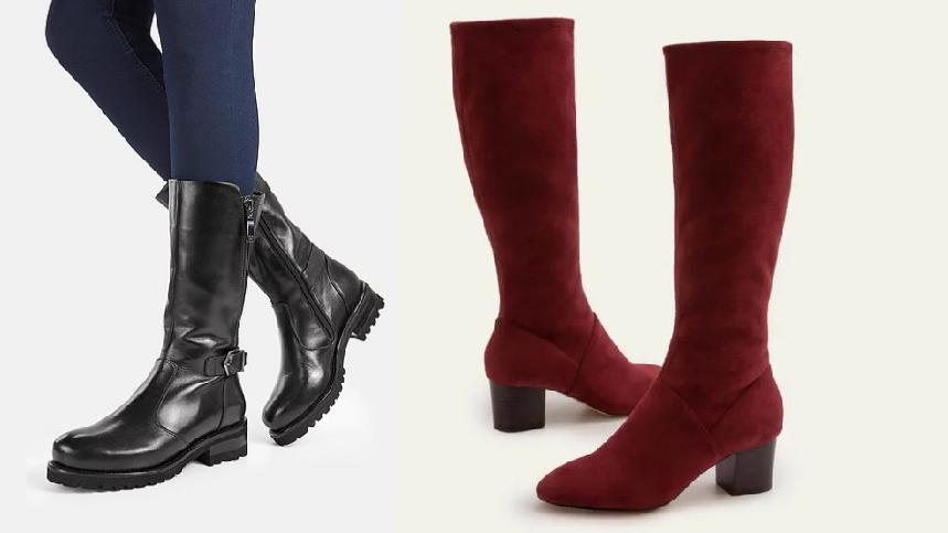 Herbst-Schuhe Stiefel