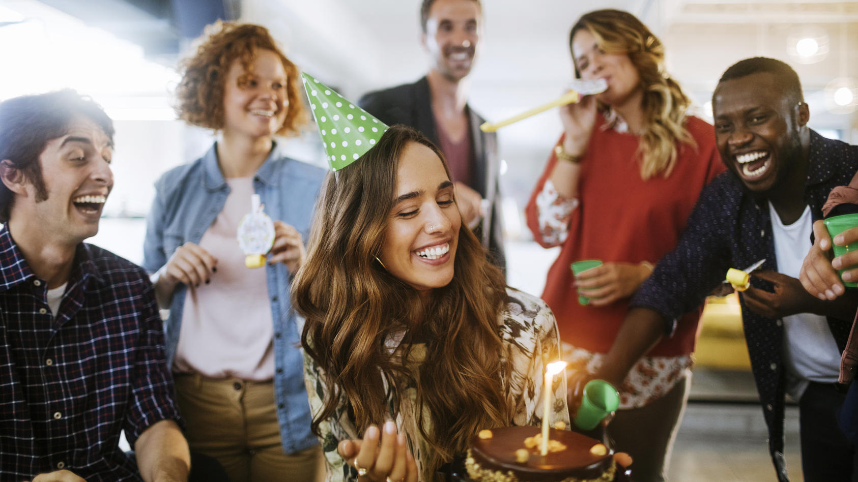 Sollten wir momentan besser auf das Geburtstagsständchen verzichten?