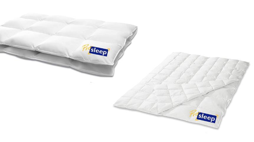 Pro-Sleep-Bettdecke von Hanskruchen