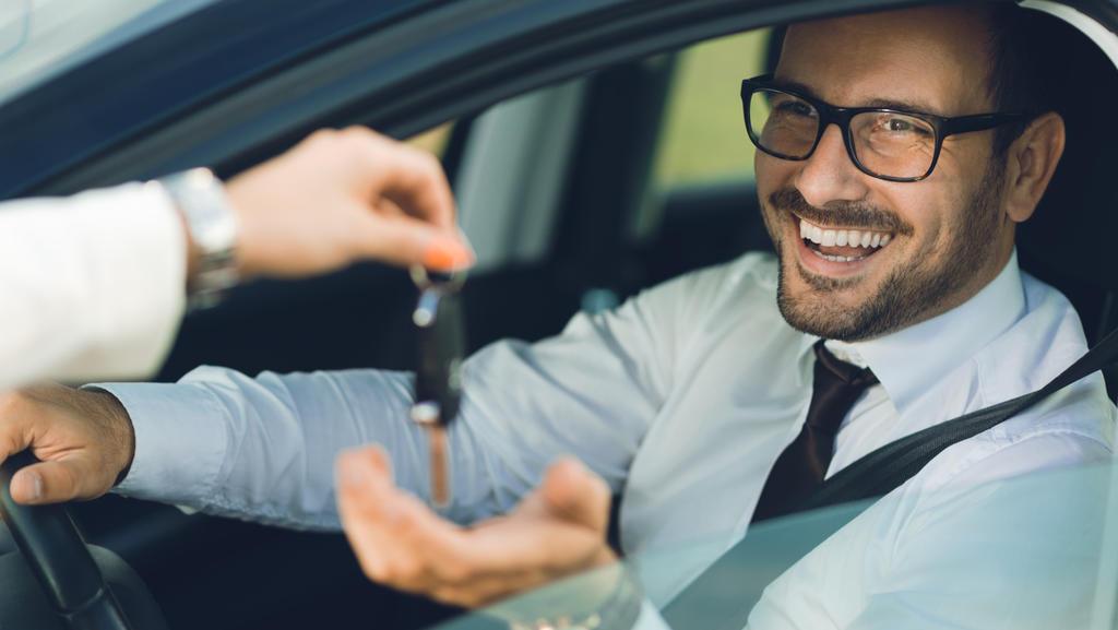 Ein Mietwagen ist eine prima Alternative zum eigenen Auto, wenn man nicht so oft fährt