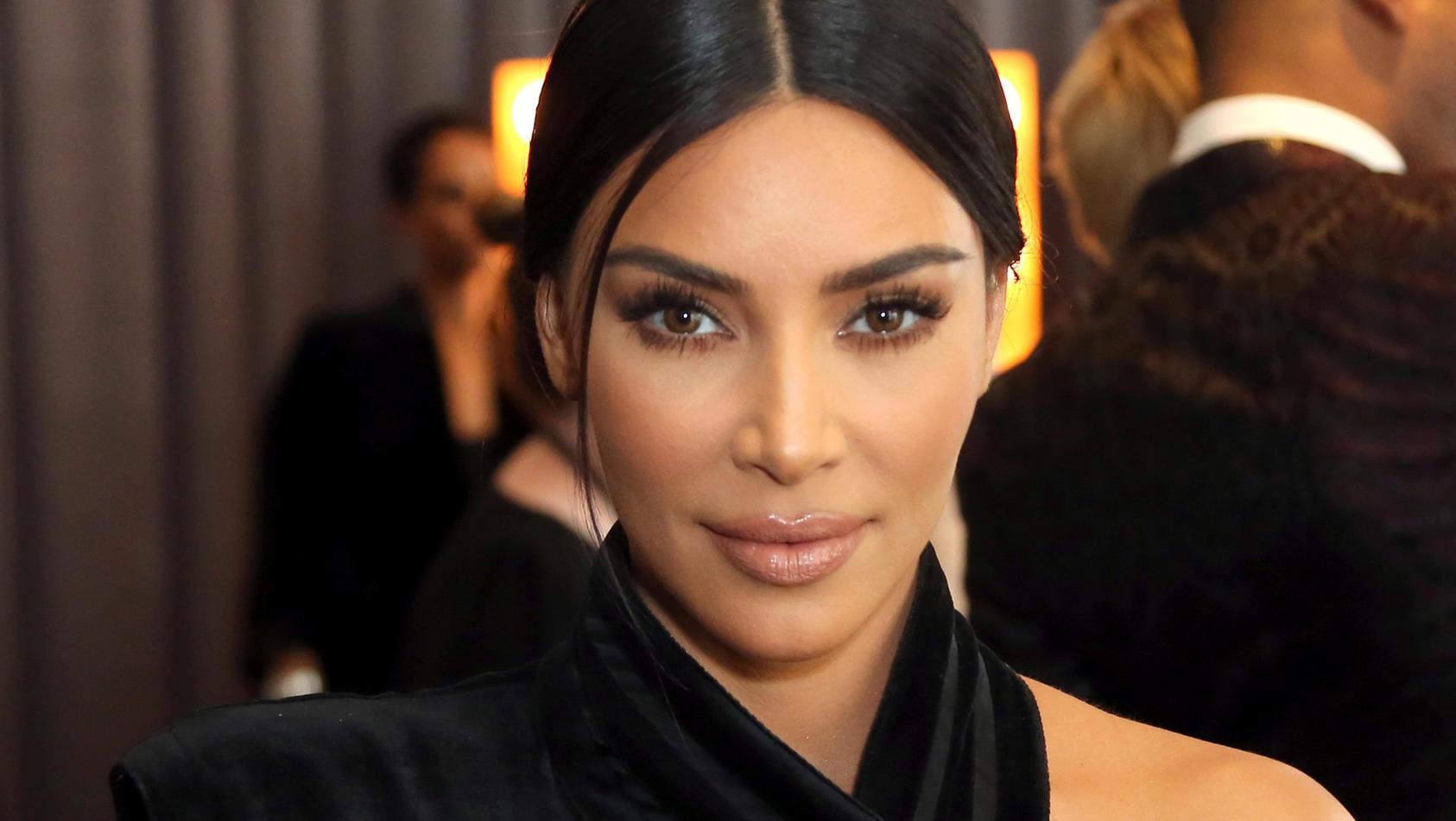 Kim Kardashian ist 40 geworden.