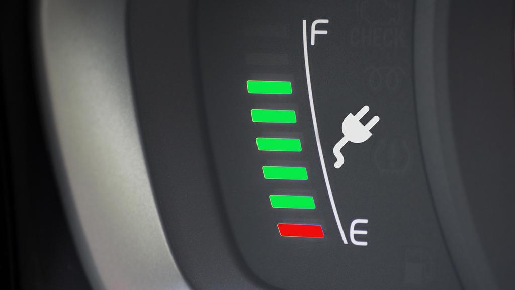 Die Reichweiten der Elektroautos sind durchaus unterschiedlich