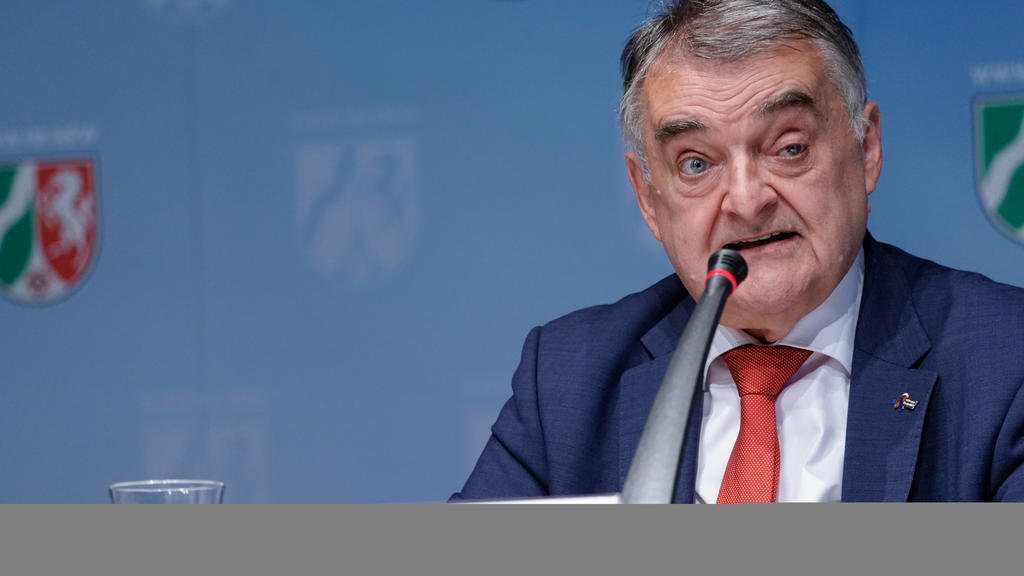 Herbert Reul, Innenminister von NRW