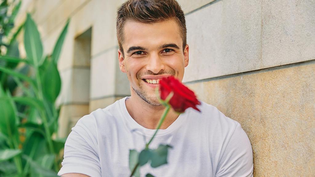 Daniel Häusle (24) aus Wien