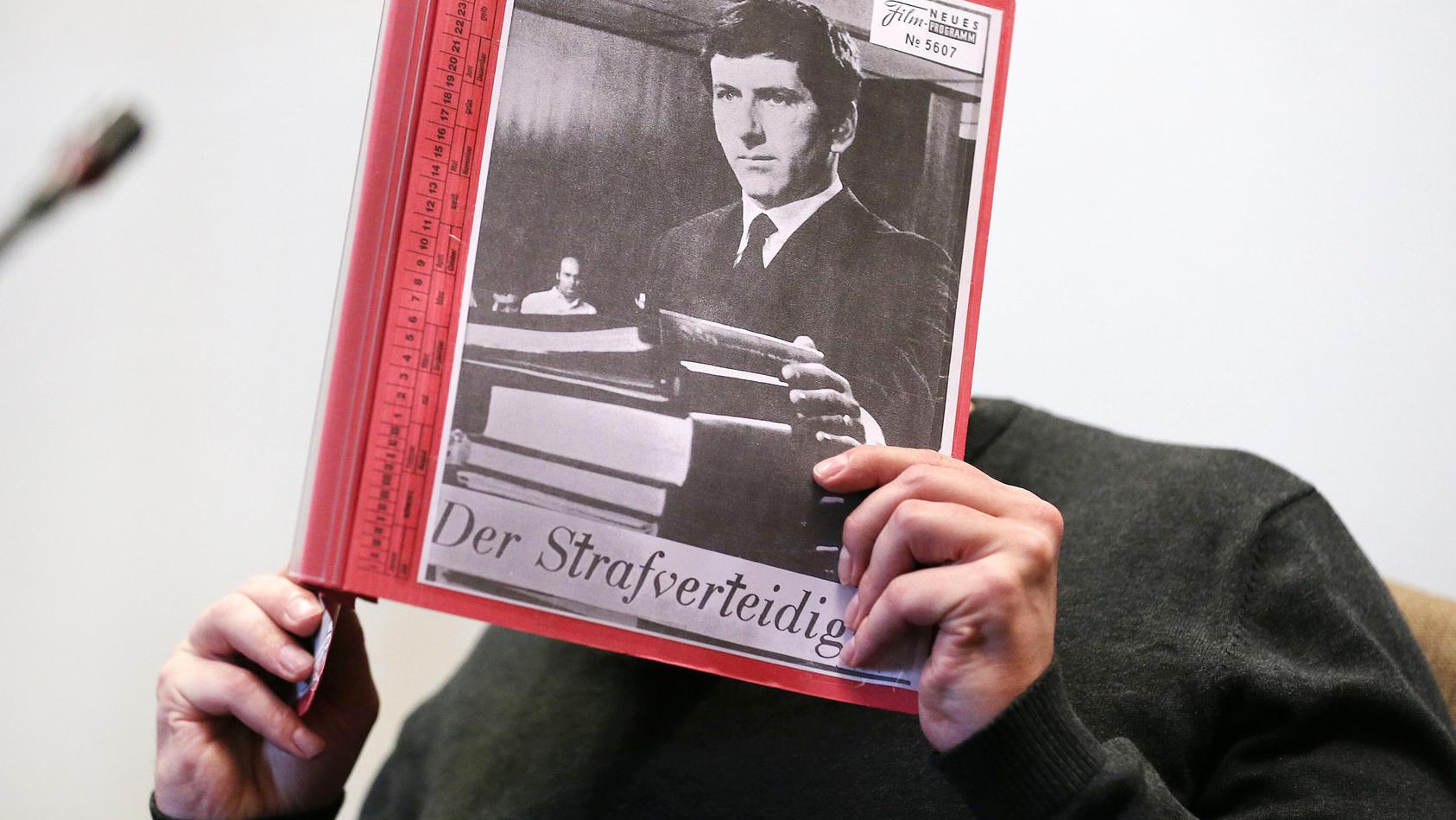 Jörg L. ist der Hauptangeklagte im Missbrauchskomplex von Bergisch Gladbach,