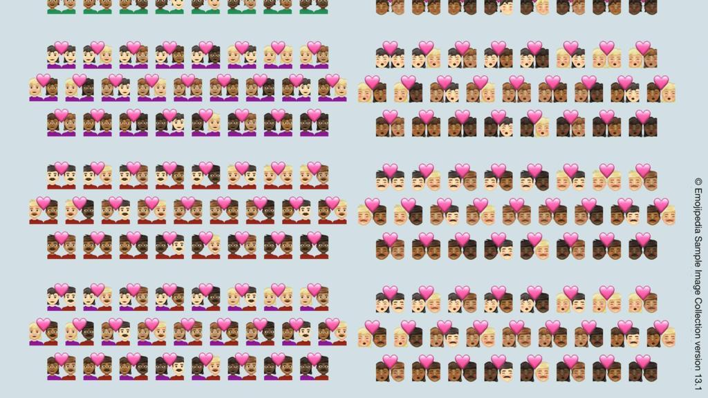 Viele der Emojis sollen mehr Diversität ermöglichen.