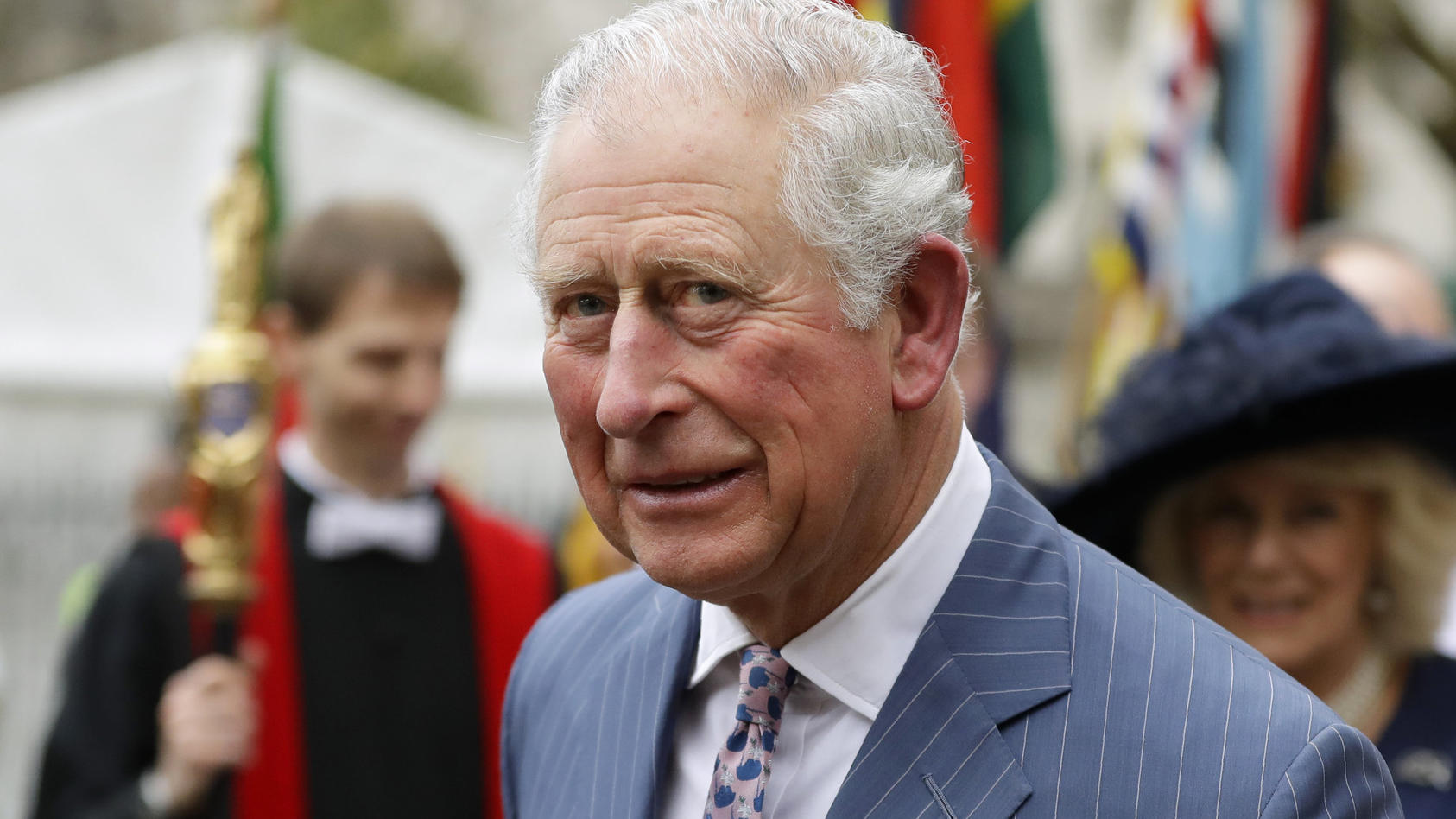 Opa Prinz Charles freut sich über Archies Kosenamen