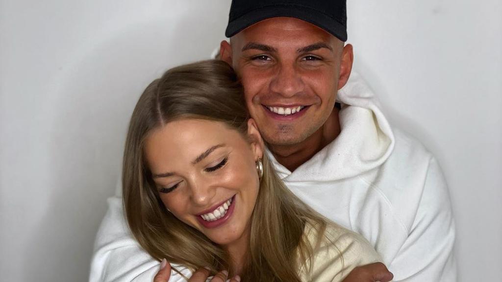 Laura Maria und Pietro Lombardi