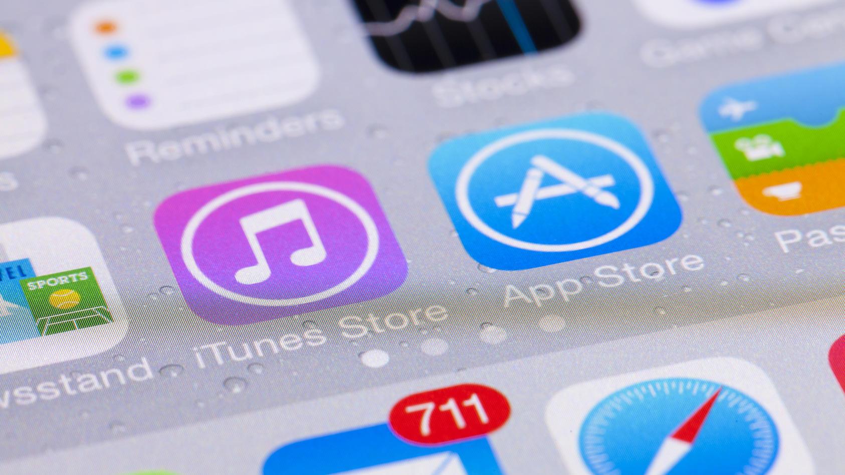 Die App Widgetsmith stürmt die Charts