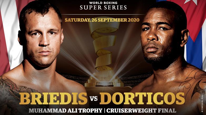 Mairis Briedis und Yuniel Dorticos kämpfen in München um die Muhammad-Ali-Trophy