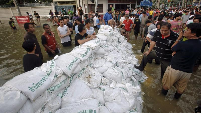 Hochwasser steigt stündlich