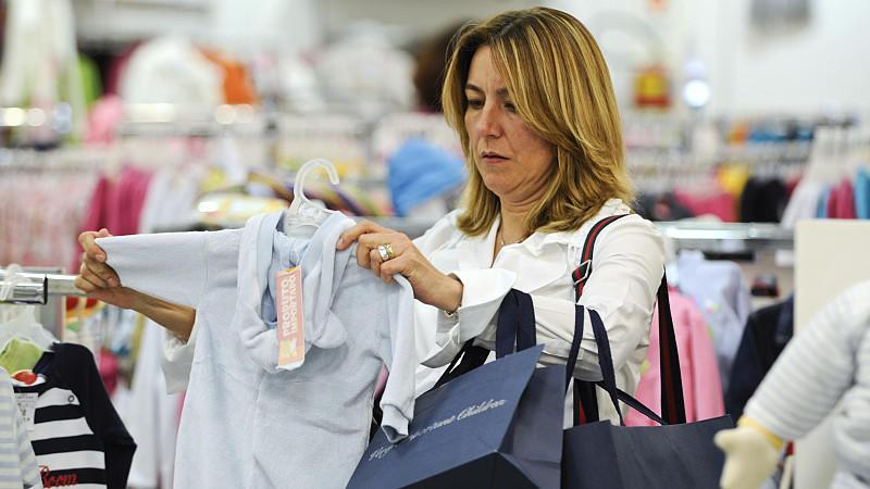"""Beim Shoppen immer fragen: """"Brauche ich das wirklich""""?"""