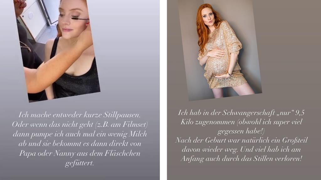 Barbara Meier: Frage-Antwort-Runde zum Baby