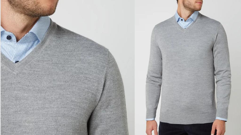 Business Casual Im Herbst Elegant Gekleidet Trotz Kalte