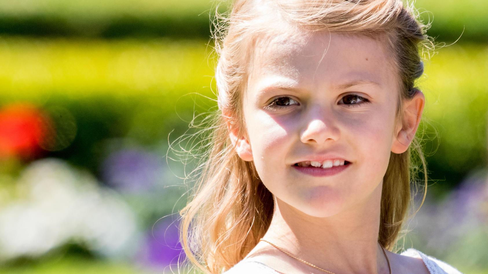 Ist Estelle von Schweden die nächste royale Fashion-Ikone?