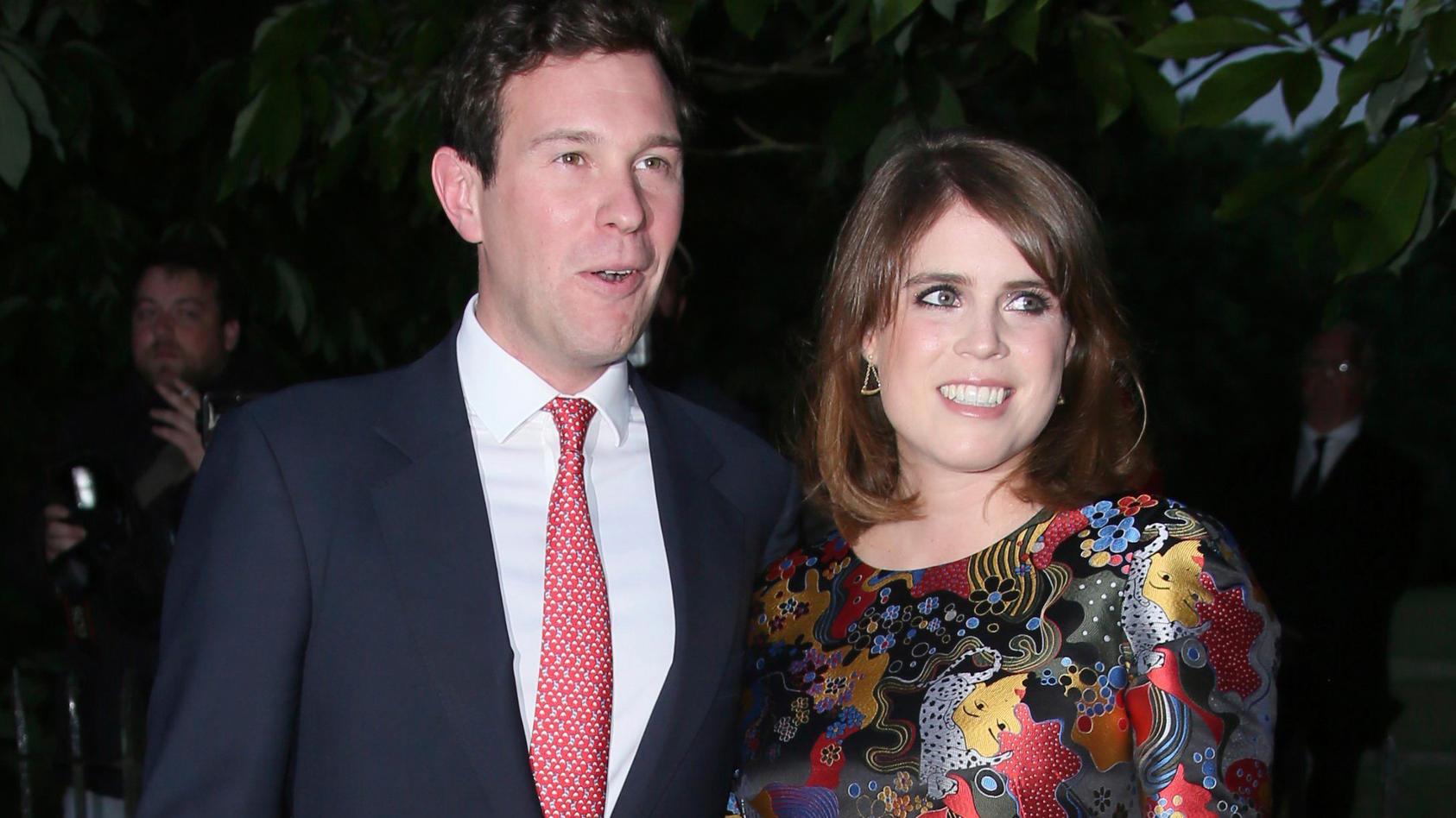 Jack Brooksbank, der Ehemann von Prinzessin Eugenie, ist wegen eines Boot-Trips in die Schlagzeilen geraten.
